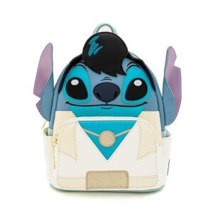Loungefly Disney Lilo and Stitch Elvis Stitch Mini Backpack