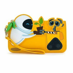 Loungefly Disney Portefeuille Wall-E et Eve
