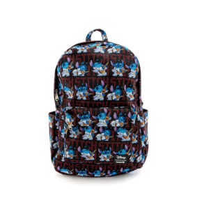 Loungefly Disney Stitch Elvis Nylon Backpack