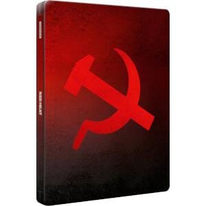 Danko: Calor rojo 4K - Steelbook Edición Limitada Exclusivo Zavvi