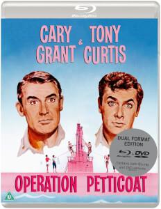 Operation Petticoat (Eureka Classics) Dual Format