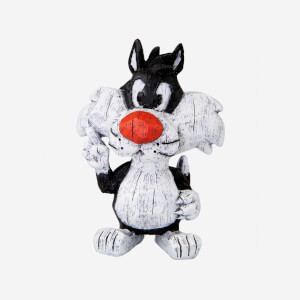 FOCO Looney Tunes Sylvester Eekeez Figurine