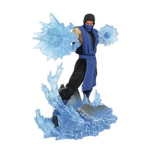 Figurine Sub-zero Mortal Kombat 11 Diamond Select 23 cm