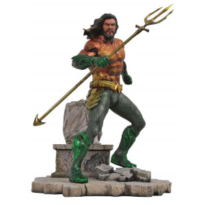 DC Gallery Aquaman Movie (2018) Aquaman PVC Figure