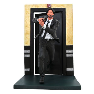 Diamond Select John Wick Running PVC Figure