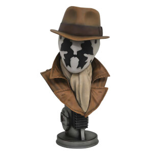 Diamond Select Legends In 3D Movie Watchmen Rorschach 1/2 Scale Bust