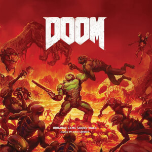 Laced Records - DOOM (Original Game Soundtrack) LP Set