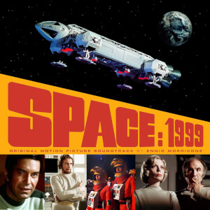 Death Waltz - Space 1999 Soundtrack LP