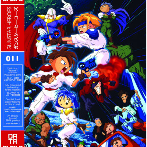 Data Discs - Gunstar Heroes Video Game Soundtrack LP Set