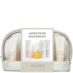 The Jojoba Company Jojoba Travel Essentials Kit (Worth $67.00)