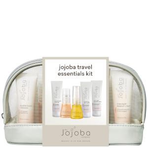 The Jojoba Company Jojoba Travel Essentials Kit (Worth $67.00)