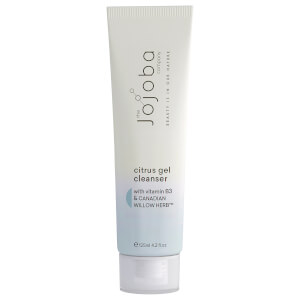 The Jojoba Company Citrus Gel Cleanser 125ml