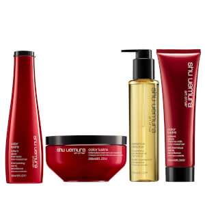Shu Uemura Art of Hair The Ultimate Haircare Range for Nourished, Vibrant Coloured Hair