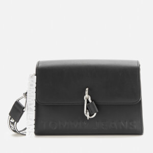 Tommy Jeans Women's Bold Cross Body Bag - Black