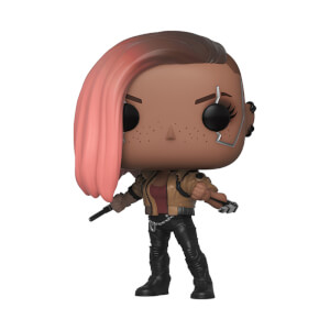 Cyberpunk 2077 V-Female Funko Pop! Vinyl