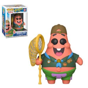 Figura Funko Pop! - Patricio (Equipamiento De Camping) - Bob Esponja: La Película