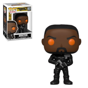 Hobbs & Shaw Brixton with Orange Eyes Funko Pop! Vinyl