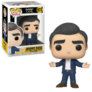 Schitt's Creek Johnny Pop! Vinyl Figure