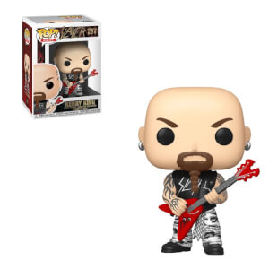 Pop! Rocks Slayer Kerry King Funko Pop! Vinyl