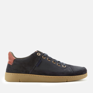 Barbour Men's Bilby Nubuck Trainers - Navy