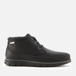 Barbour Men's Nelson Chukka Boots - Black