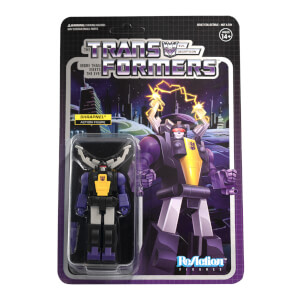 Super7 Transformers ReAction Figure - Shrapnel