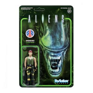 Super7 Aliens ReAction Figure - Vasquez