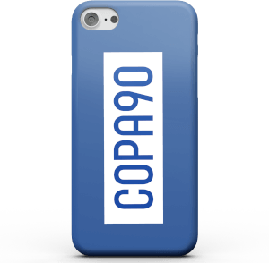 Blue/White/Blue Phone Case for iPhone and Android