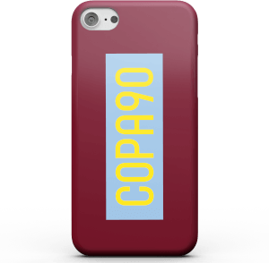 Maroon/Blue/Yellow Phone Case for iPhone and Android