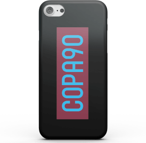 Black/Maroon/Blue Phone Case for iPhone and Android