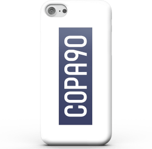 White/Navy/White Phone Case for iPhone and Android