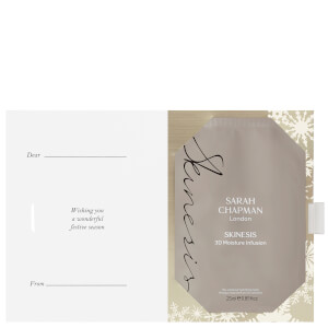 Sarah Chapman Skinesis The Glow Card Mask 25ml (Worth £15.00)