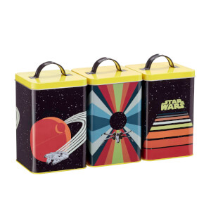 Funko Homeware Star Wars Classic Kitchen Storage Tins
