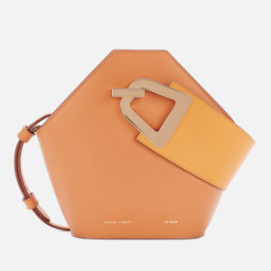 Danse Lente Women's Mini Johnny Bag - Toffee/Mango