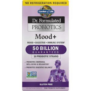 Microbiome Mood+ Shelf - 60 Capsules