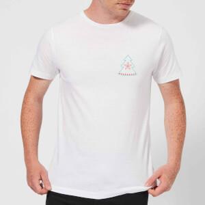 Tree Pocket Men's T-Shirt - White