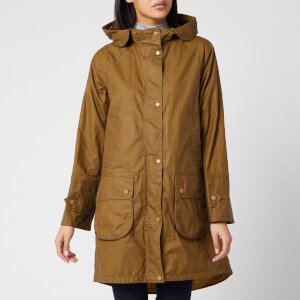 Barbour Women's Modern Country Maddison Wax Jacket - Sand
