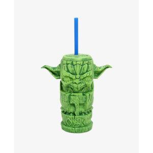 Star Wars Yoda 17 oz. Geeki Tikis Plastic Tumbler