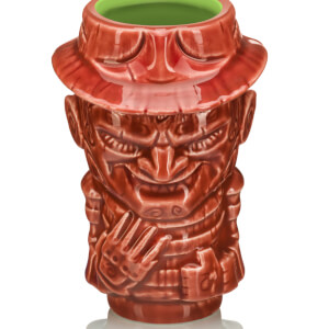 Nightmare on Elm Street Freddy Krueger Geeki Tikis Muglet