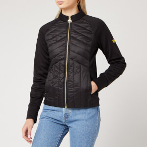 Barbour International Women's Drive Sweatshirt - Black