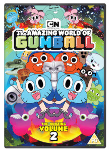 Amazing World of Gumball Vol 2