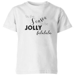 Jolly season Kids' T-Shirt - White