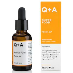 Q+A Super Food Facial Oil 30ml