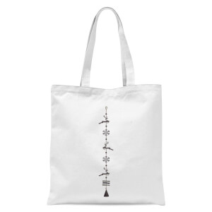 Hanger Tote Bag - White