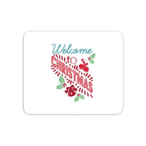 Welcome Mouse Mat