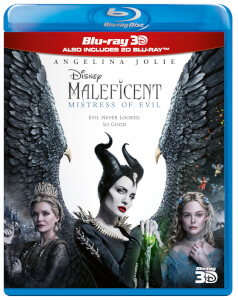 Maleficent: Signora del Male -3D