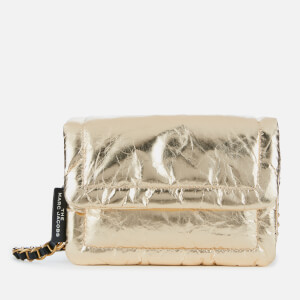 Marc Jacobs Women's Mini Pillow Bag - Gold