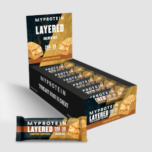 Myprotein Layered Bar, Golden