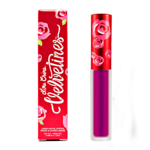 Lime Crime Metallic Velvetines - Passionfruit 2.6ml