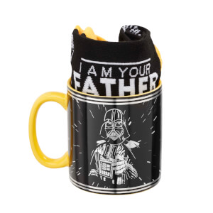 Funko Homeware Star Wars Mug and Sock Set: I am your Father